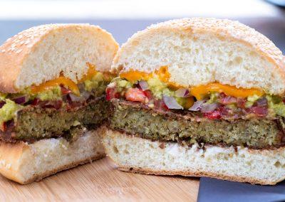 Burger oriental / Oriental burger